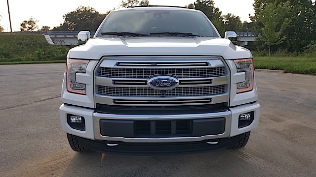 2015 Ford F-150 Platinum Review - 2015-07-01 20.07.36