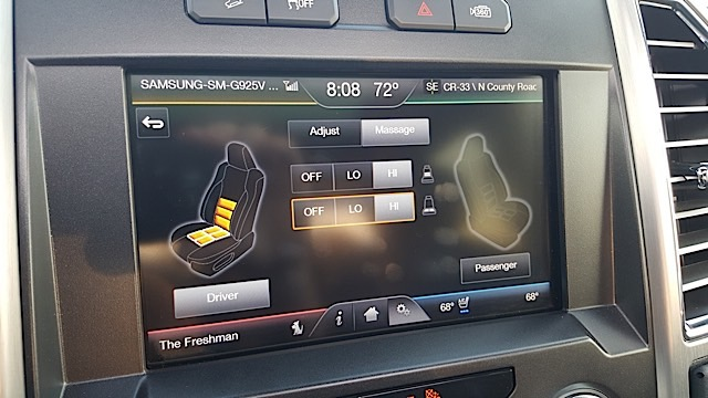 2015 Ford F-150 Platinum Review - 2015-07-01 20.09.44