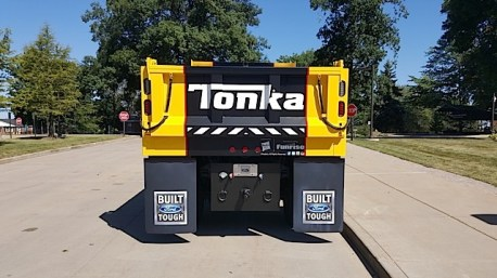 Ford F-750 Tonka Mighty Diesel - 2015-07-30 10.58.46