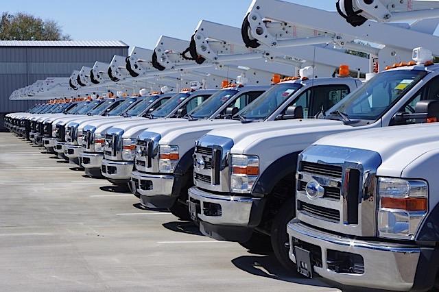 Ford Fleet Vehicles Economy