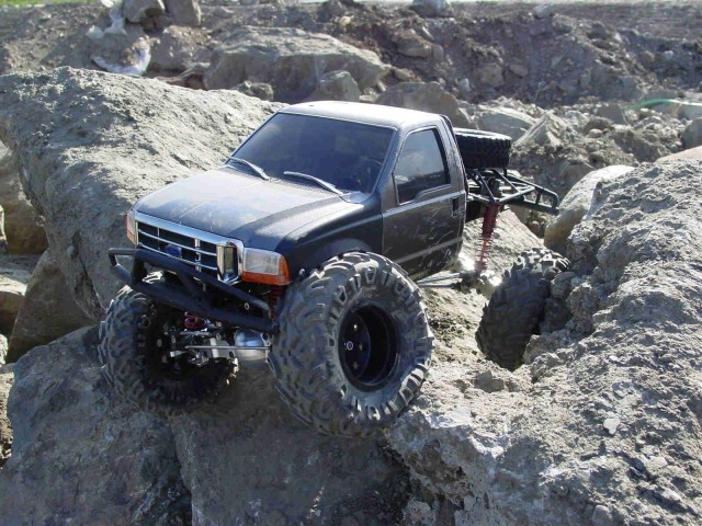 Ford Truck Off-Road