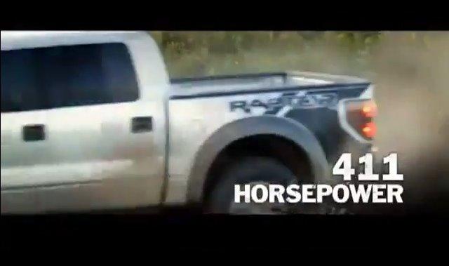 62 raptor debut video
