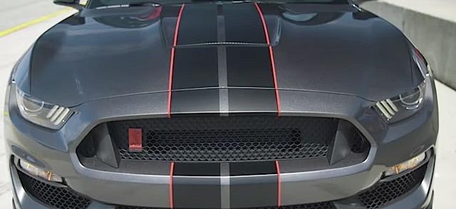 Shebly GT350 R Mustang Laguna Seca