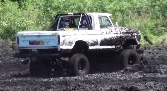 duel f150 mud