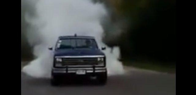 1980 f150 burnout