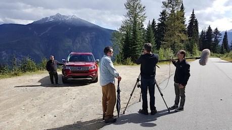 2016 Ford Explorer Platinum Adventure Tour - Kamloops to Calgary - The Calgary Stampede - 20150902_145646