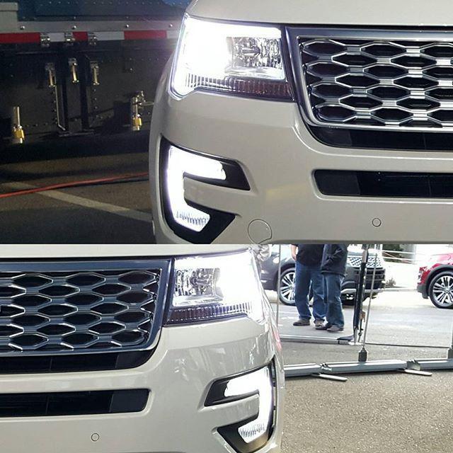 Lights Hid Dodge Fog Charger