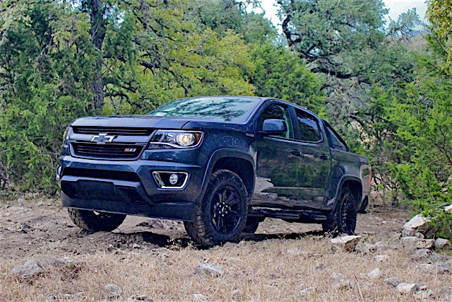2016 Chevrolet Colorado Trail Boss Knibbe Ranch - IMG_0608