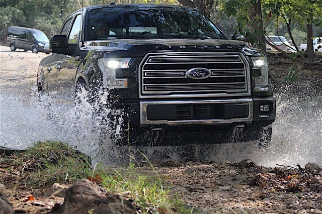 2016 Ford F-150 Limited Knibbe Ranch - IMG_0528
