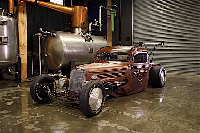 Ford Rat Rod The Uncatchable - 1