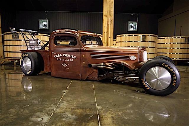 Ford Rat Rod The Uncatchable - 2