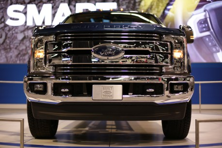 Ford Trucks at the OC Auto Show (10)