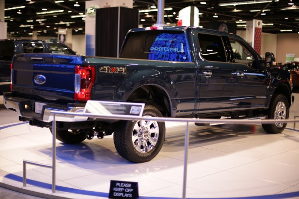 Ford Trucks at the OC Auto Show (12)