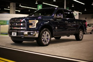 Ford Trucks at the OC Auto Show (3)