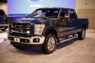 Ford Trucks at the OC Auto Show (7)