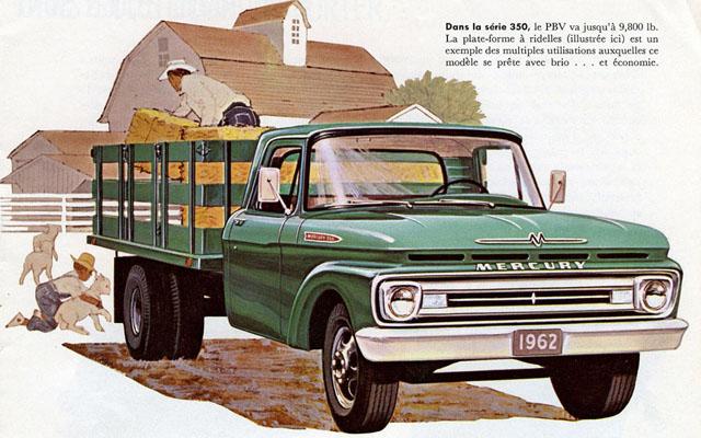 1962 Mercury