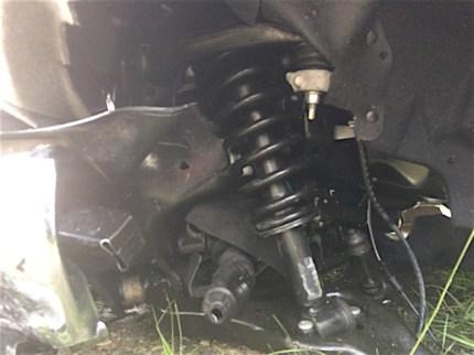 Ford F-150 Crash - C825A5A3-2705-4EEB-9032-47CA6CFA054F - Ford Truck Enthusiasts