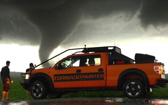 2018 Ford F150 Tornado Hunter