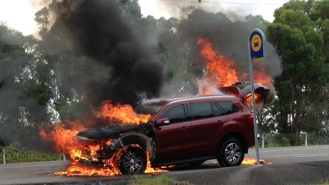 fordonfire