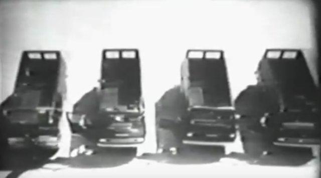1969 ford van ad