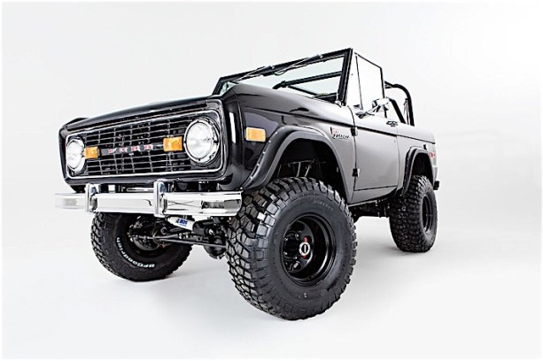 Classic Ford Broncos - F143170767- 1971 Bronco Mt. Vernon