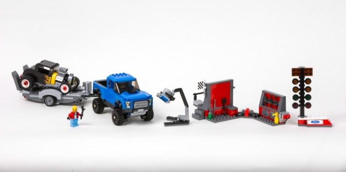 LEGOF150RaptorSet