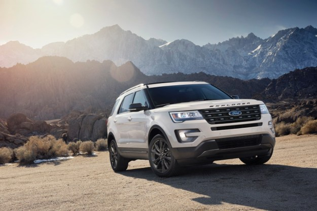 2017 Ford Explorer XLT Sport Appearance Package 5