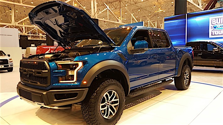 2016 Ford Raptor For Sale >> Under the Hood of the 2017 Ford Raptor - Ford-Trucks.com