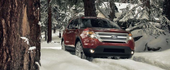 Ford Winter Road Trip Ideas 1