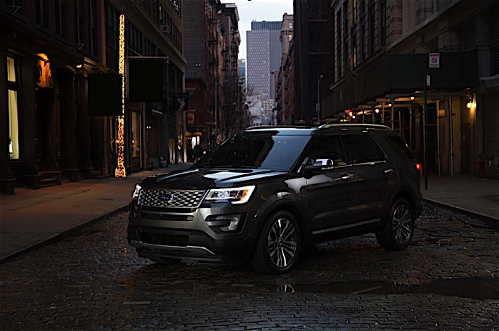 "A unique marketing collaboration between Ford Motor Co., FOX and producers of the TV show ""Gotham: Wrath of the Villains"" puts the Explorer SUV in the prime-time spotlight."