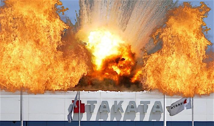 Takata Airbag Apocalypse