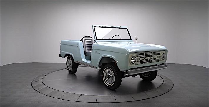 1966 Ford Bronco U13