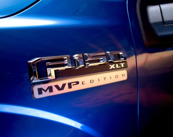 Ford F-150 MVP Edition 3