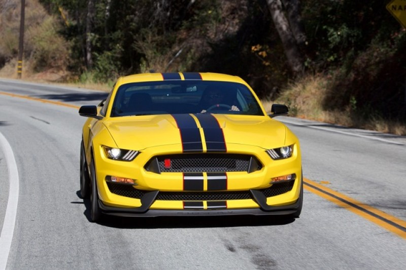 Ford Shelby Mustang GT350R Driver School 1 - Copy