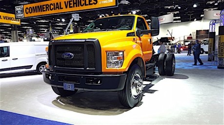 Ford Trucks at the 2016 NTEA Work Truck Show_02