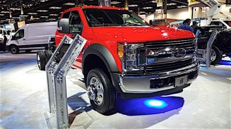 Ford Trucks at the 2016 NTEA Work Truck Show_14