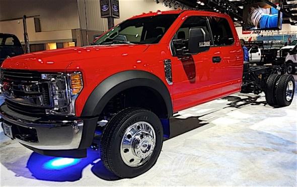 Ford Trucks at the 2016 NTEA Work Truck Show_15