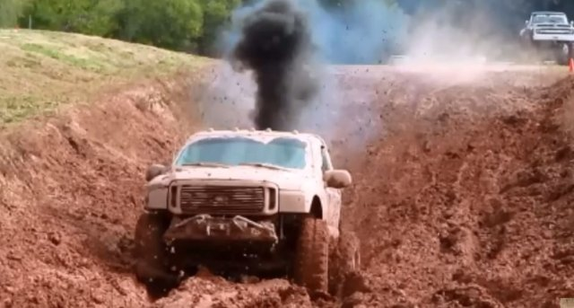 diesel mud ford