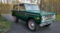 1977 Ford Bronco Evergreen_1