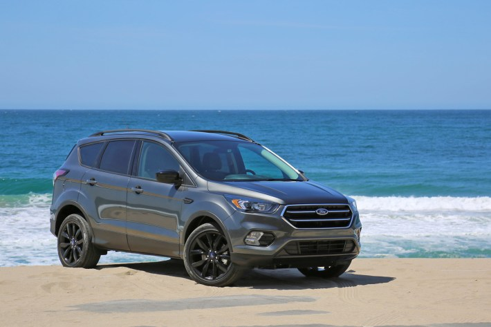 2017 Ford Escape Home