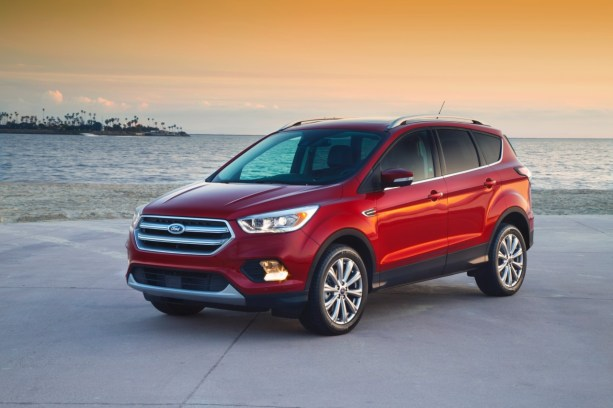 2017 Ford Escape and FordPass 1