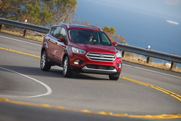 2017 Ford Escape and FordPass 7