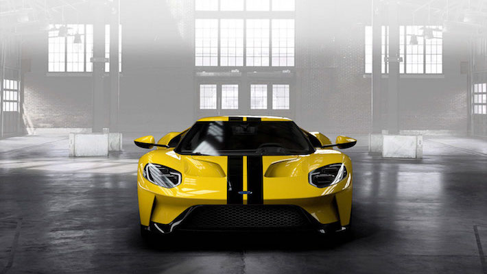 Ford GT Supercar
