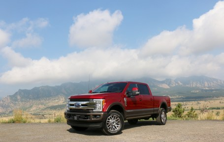 2017 Ford Super Duty Ford-Trucks 28