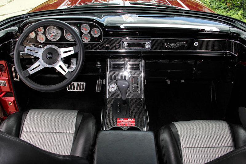 Ford-truck-interior
