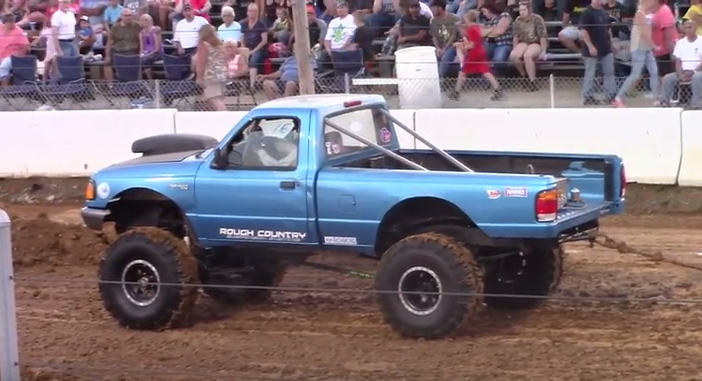 ford v8 ranger buck motorsports