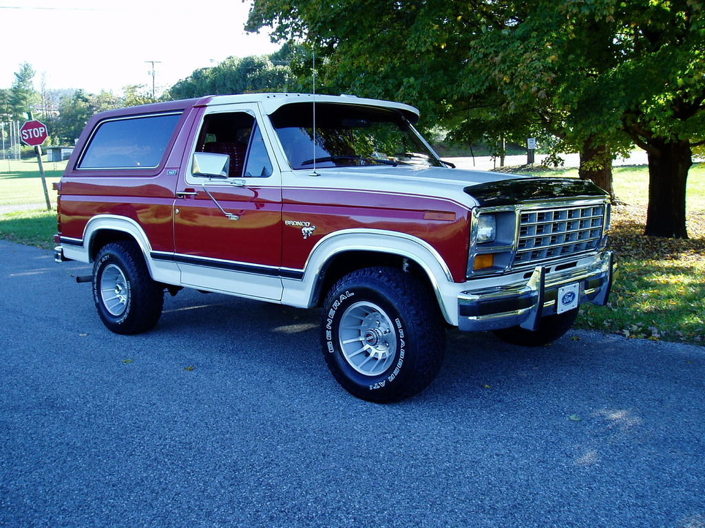 is this low mileage 1981 ford bronco a gem or an ugly duckling