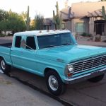 This 1967 Ford F 250 Crew Cab Isn T Something You See Every Day Ford Trucks Com