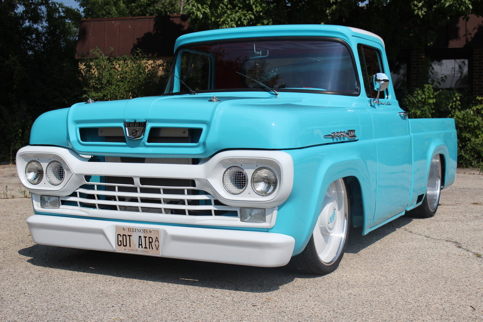 Ford F100 Pick Parts