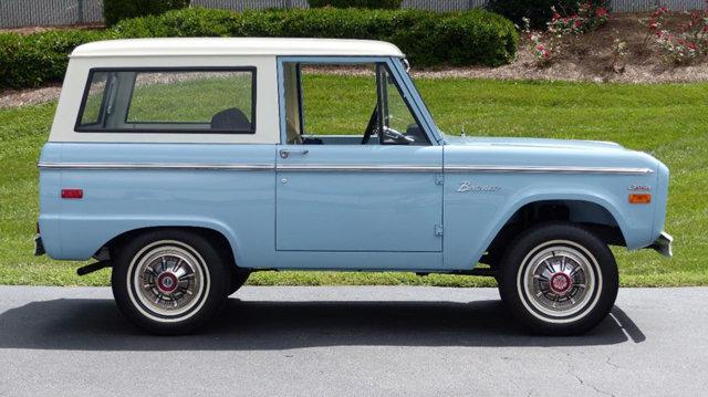 1970 Bronco